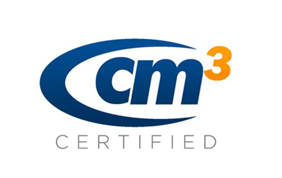 CM3 Certified