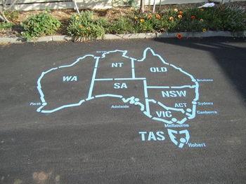 School Marking map