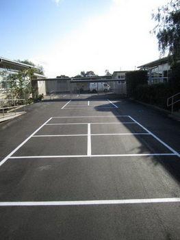 School Marking lines